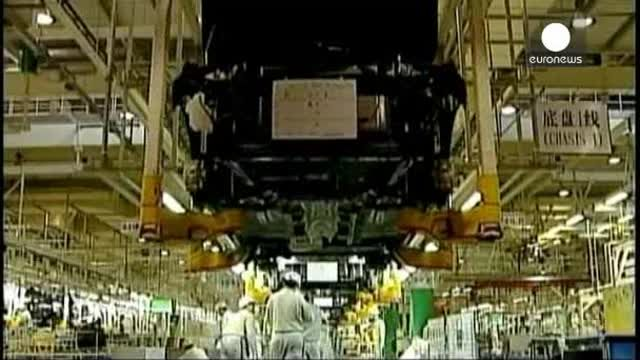 News video: China infringe una multa récord a diez firmas japonesas de equipamiento automovilístico